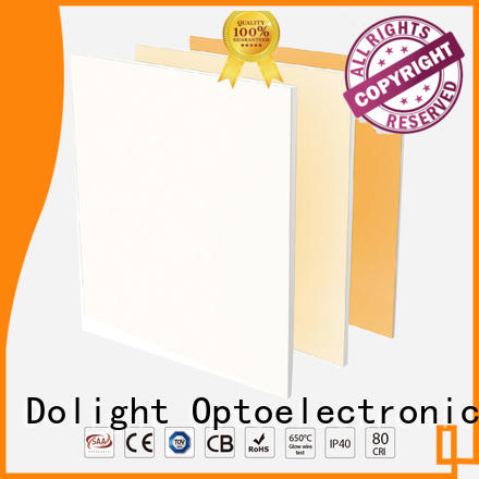 remote classic panel cct Dolight LED Panel Brand led panel light online supplier