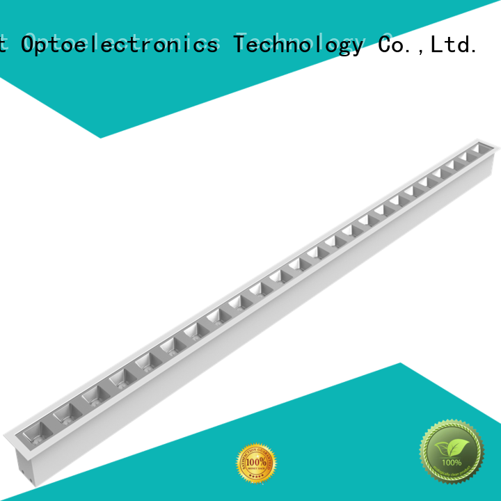 Dolight LED Panel Latest led linear fixture factory for school