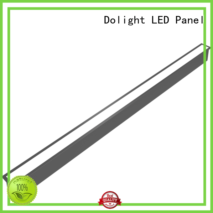 Dolight LED Panel optional linear recessed lighting suppliers for office