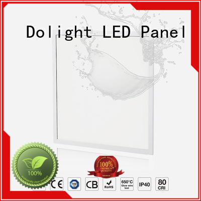 Dolight LED Panel antibacterial ip rated led panel manufacturers
