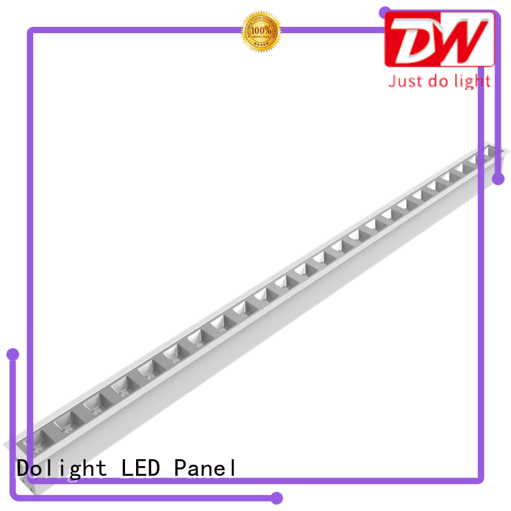 high efficiency commercial linear pendant lighting efficiency supplier for corridor