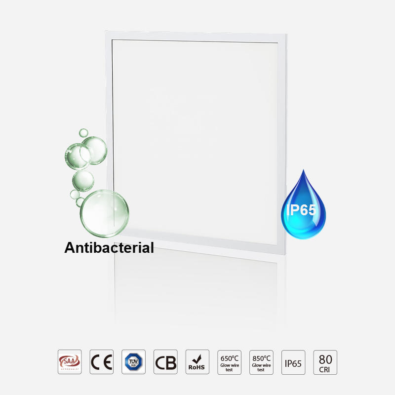 IP65 Antibacterial Panel Light Special Used in Hospital