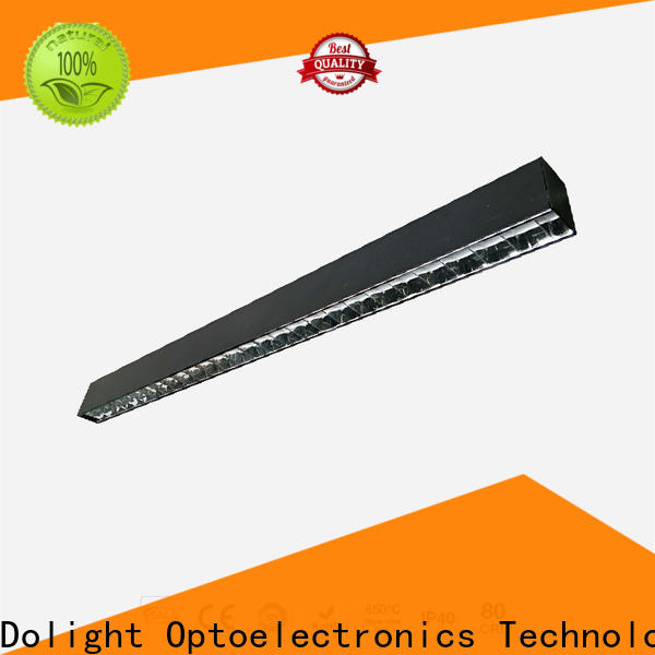 Wholesale linear led light fixture glare company for corridor