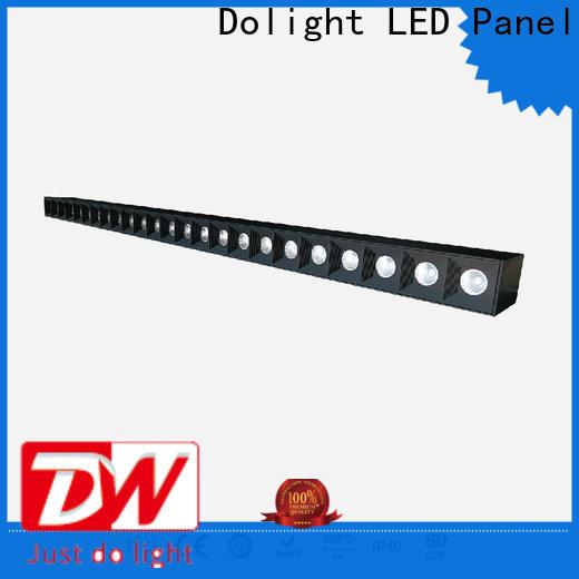 Dolight LED Panel Top led linear profile manufacturers for shops