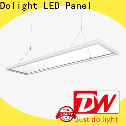 Dolight LED Panel Wholesale Clear LED panel company for shopping malls