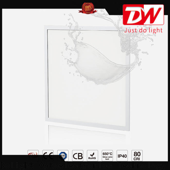Dolight LED Panel Latest 600x600 led panel ip65 suppliers for hospital