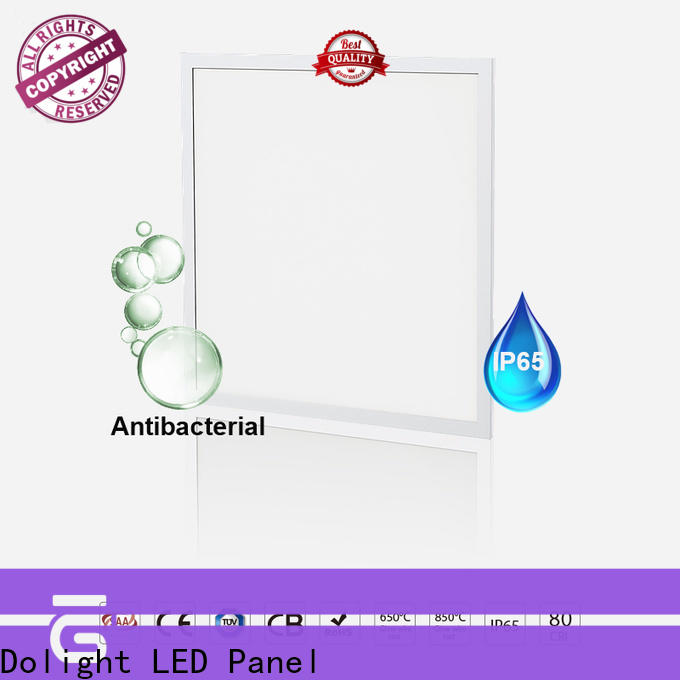 Dolight LED Panel classic ip65 panel suppliers for commercial Offices for retail/shopping Malls for clean room/hospital