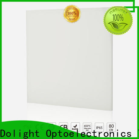 New led square panel light narrow supply for boardrooms