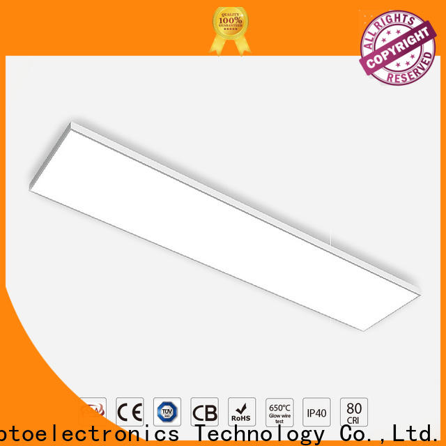 Dolight LED Panel High-quality suspended linear led lighting factory for bookstore