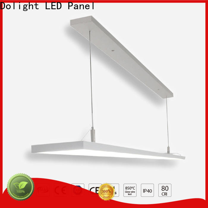 Dolight LED Panel New linear pendant lighting for sale for boardrooms