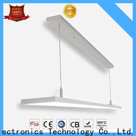 Dolight LED Panel pendant linear panel for sale for bookstore
