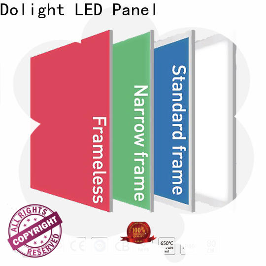 Dolight LED Panel High-quality led panel rgbw manufacturers for showrooms