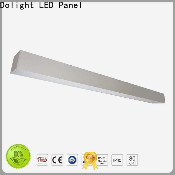 Latest linear led pendant light moudule company for office