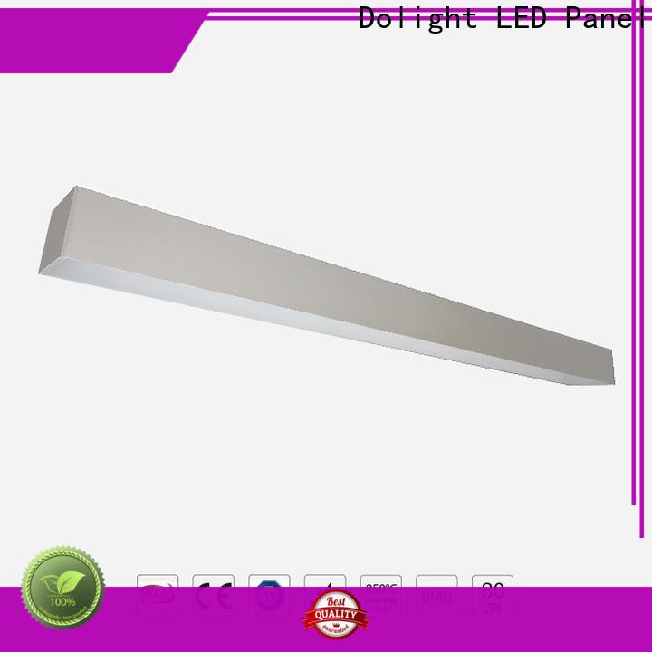 Top linear led pendant light lower for sale for school