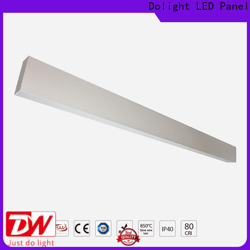 Dolight LED Panel High-quality linear recessed lighting manufacturers for school