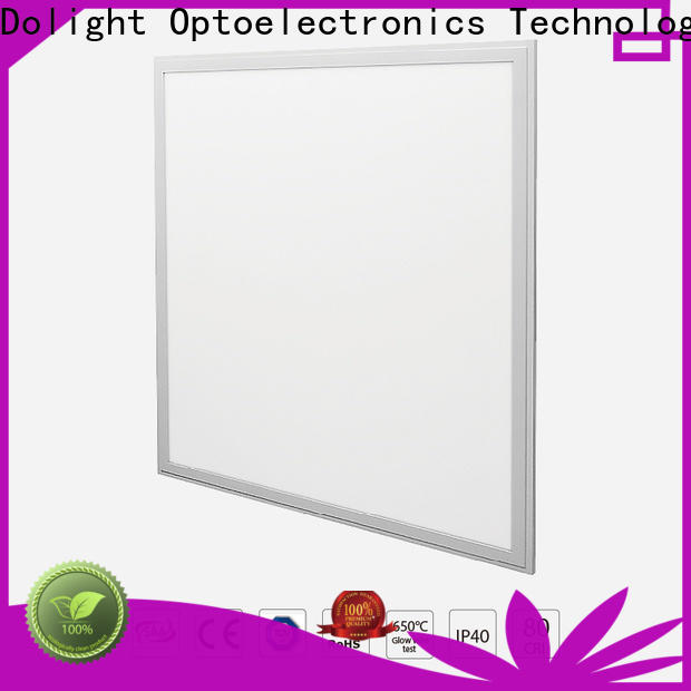 Dolight LED Panel High-quality led slim panel light company for retail outlets