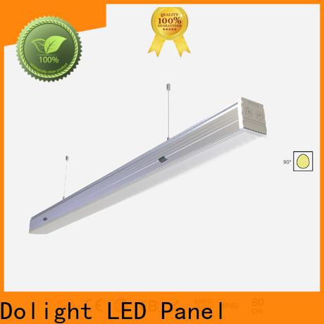Dolight LED Panel lens linear led lighting for sale for warehouse