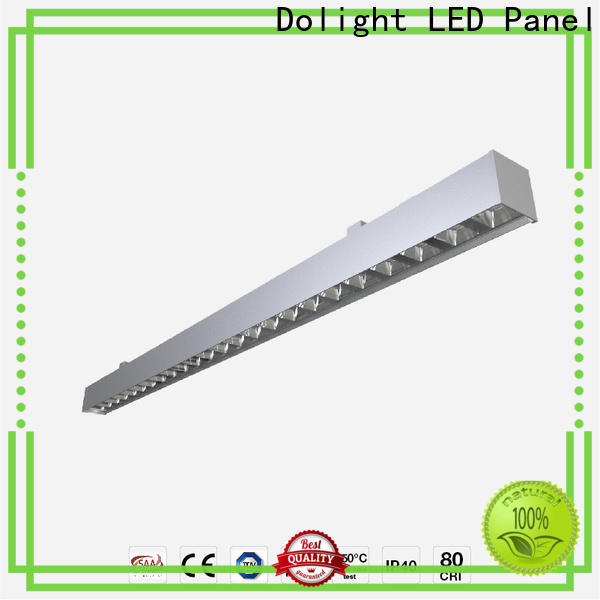 Wholesale linear led light fixture reflector for business for shops