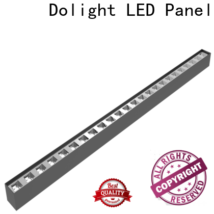 Dolight LED Panel 90lmw led linear profile for business for school