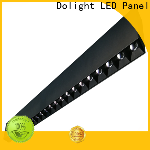 Dolight LED Panel wash led linear suspension lighting supply for corridor