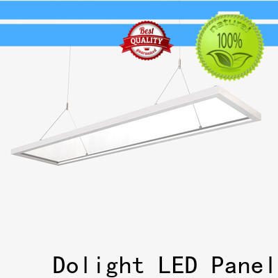 Custom Clear LED panel factory for supermarket