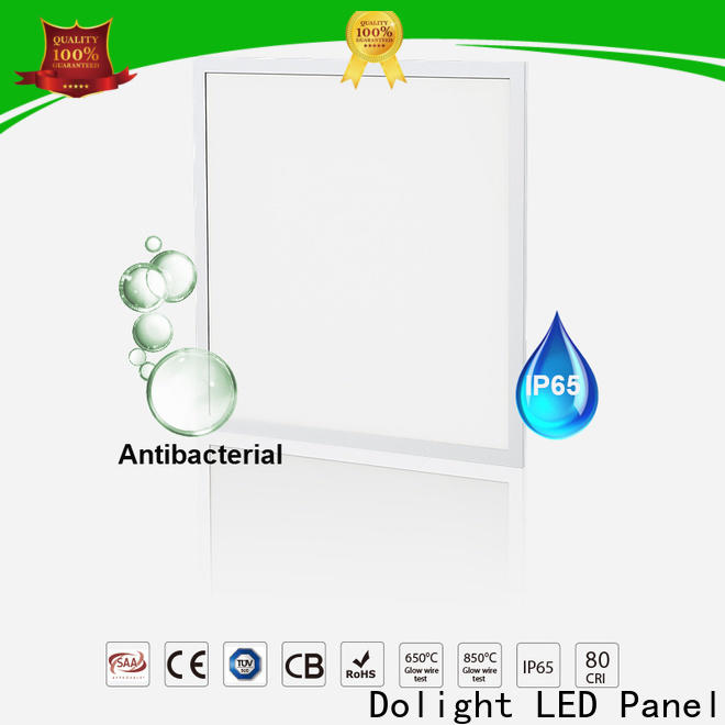 Dolight LED Panel hospital waterproof led panel light company for commercial Offices for retail/shopping Malls for clean room/hospital