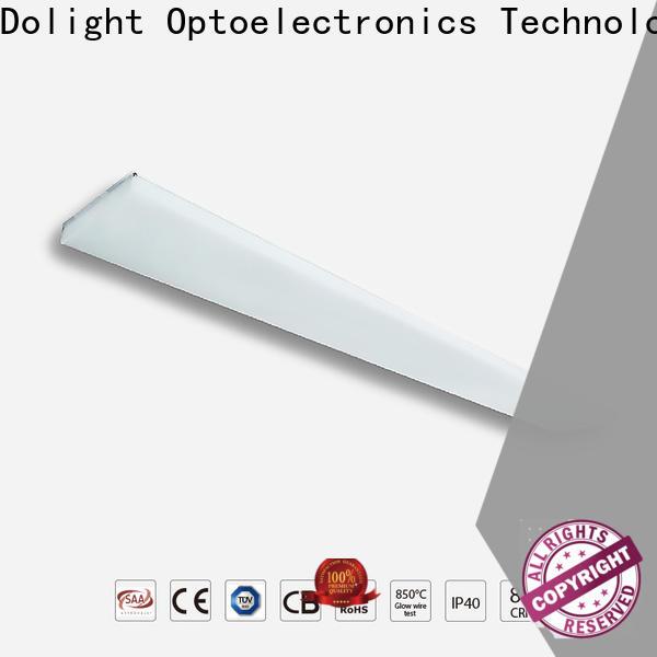 Dolight LED Panel frameless linear pendant lighting supply for boardrooms
