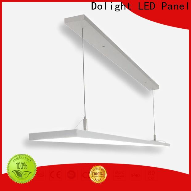 Dolight LED Panel 3d rectangle led panel light factory for corridors