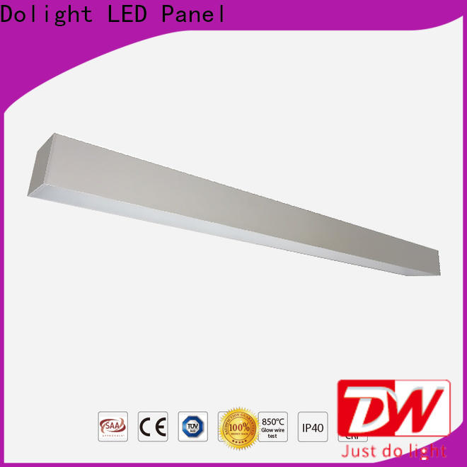 Dolight LED Panel design led linear pendant manufacturers for office