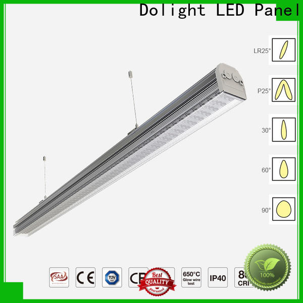 Dolight LED Panel linear trunking light supply for supermarket