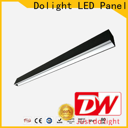 Dolight LED Panel reflector linear ceiling light manufacturers for corridor