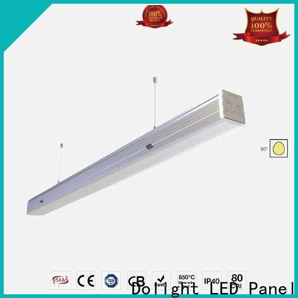 Dolight LED Panel retrofit led linear suspension lighting manufacturers for corridors