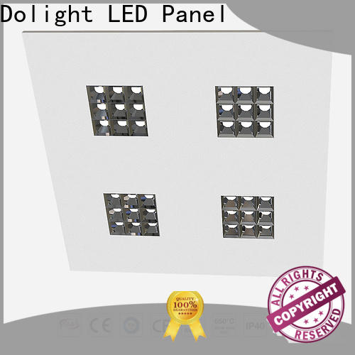 Dolight LED Panel Custom grille led panel for sale for hotels