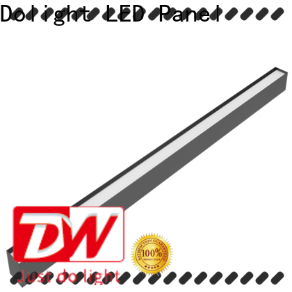 Dolight LED Panel New aluminium profile for led strip lighting manufacturers for home
