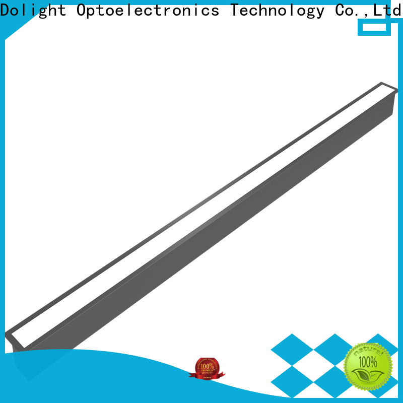 Dolight LED Panel Top led linear profile for sale for home