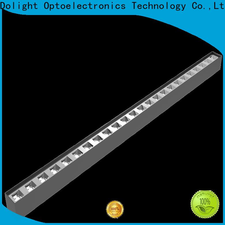 Dolight LED Panel Top led linear pendant light factory for office