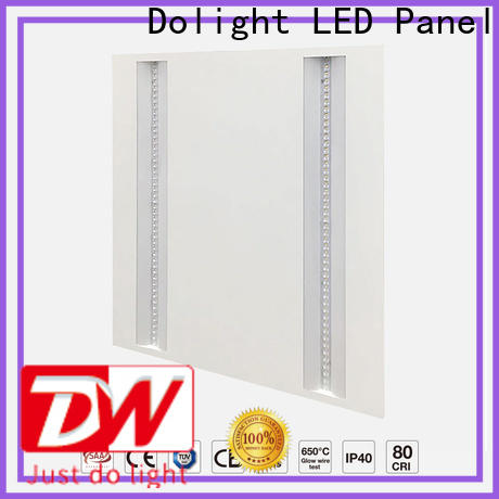 Dolight LED Panel Latest drop ceiling light panels supply for motels