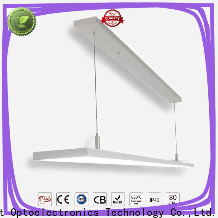 Dolight LED Panel Top linear pendant lighting suppliers for corridors