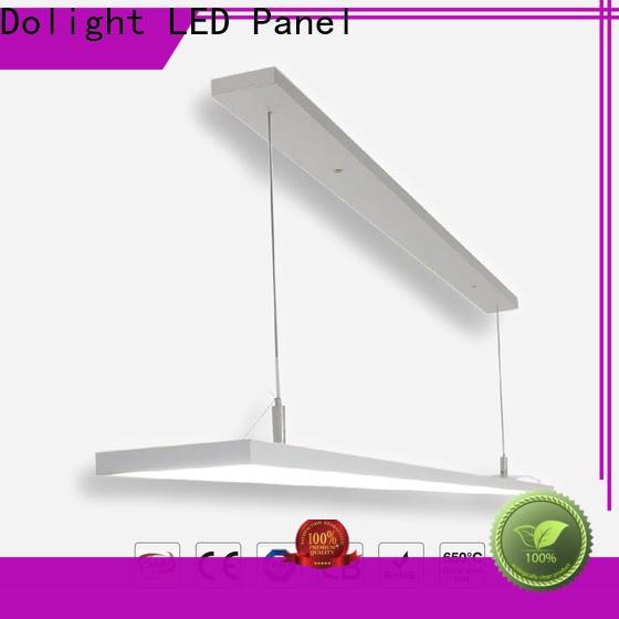 Custom linear pendant lighting 3d manufacturers for school