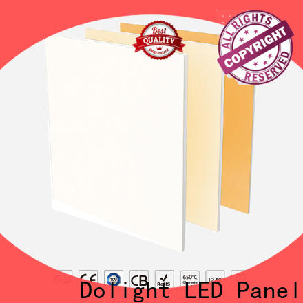 Dolight LED Panel Latest recessed led panel light supply for retail / shopping