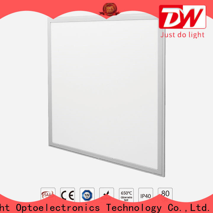 Dolight LED Panel surface slim led panel factory for retail outlets