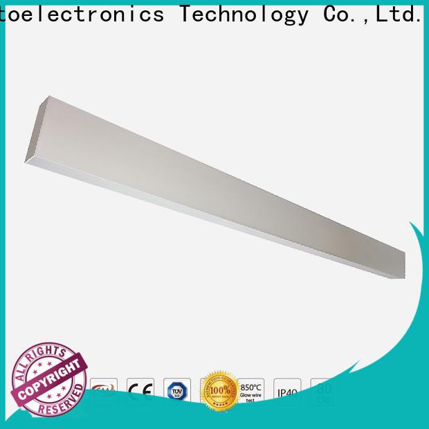 Dolight LED Panel Custom led linear pendant supply for shops