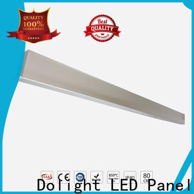 Dolight LED Panel wash aluminium profile for led strip lighting factory for school