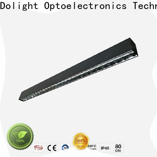 Wholesale suspended linear led lighting lower factory for corridor