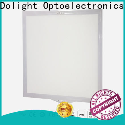 Dolight LED Panel Custom flat panel led lights supply for showrooms