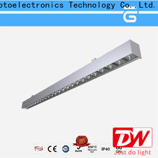 Dolight LED Panel updown suspended linear led lighting manufacturers for corridor