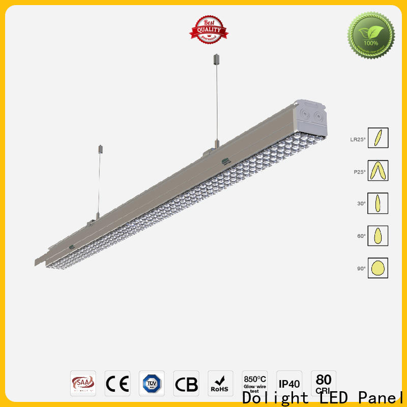 Dolight LED Panel Latest linear led lighting factory for boardrooms