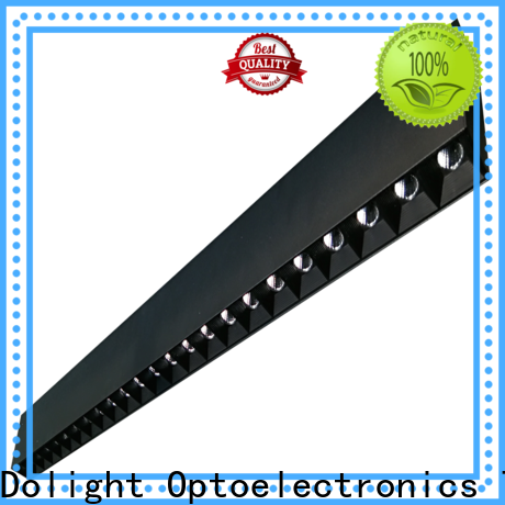 Custom linear recessed lighting optional suppliers for shops