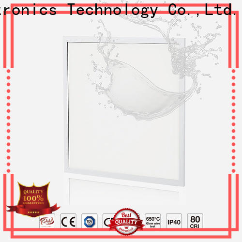 Latest ip rated led panel frontside suppliers