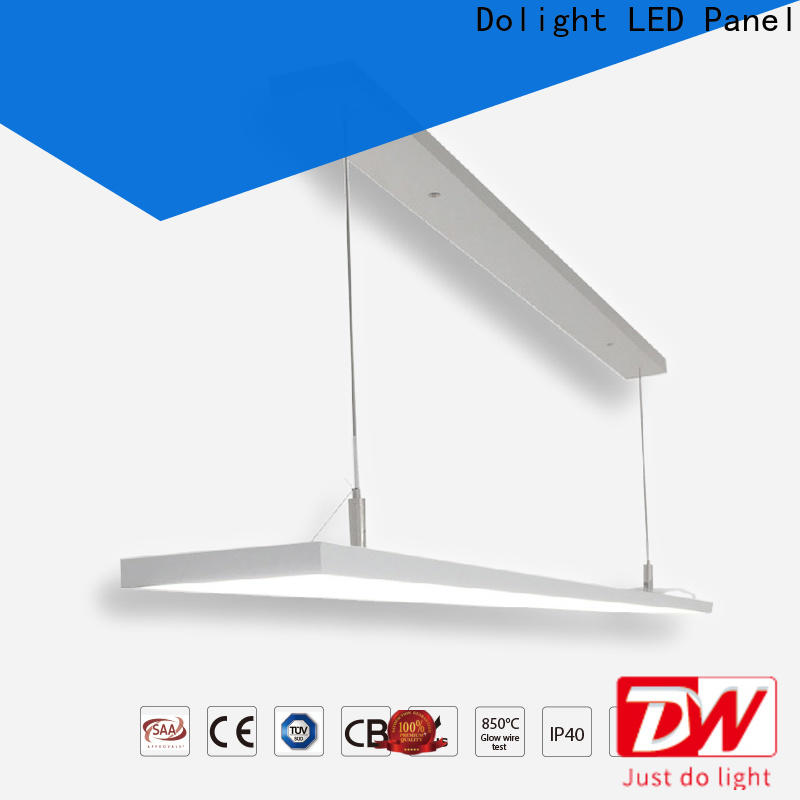 Dolight LED Panel Latest linear panel factory for bookstore